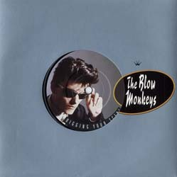 The Blow Monkeys - Digging Your Scene CD - MCDLX 079