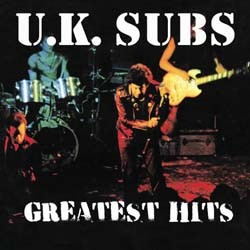 UK Subs - Greatest Hits CD - 708535170525