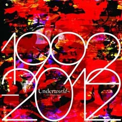 Underworld - 1992-2012 Anthology CD - UWR 00042-2