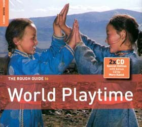 Rough Guide To: World Playtime CD - RGNET 1256
