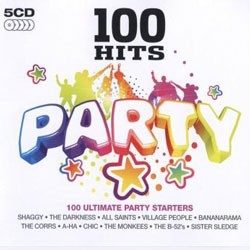 100 Hits Party CD - DMG 100 098