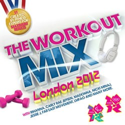 The Workout Mix - London 2012 CD - 06007 5339801