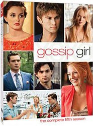 Gossip Girl Season 5 DVD - Y32179 DVDW