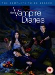 The Vampire Diaries: Season 3 DVD - Y31637 DVDW