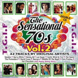 T.G.I.F. - The Sensational 70s Vol.2 CD - CDBSP3274