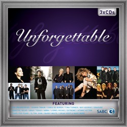 Unforgettable CD - CDEMCJT 6655