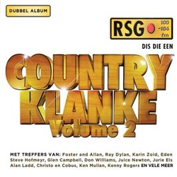 Country Klanke Volume 2 CD - CDEMIMD 467