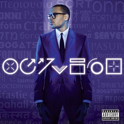 Chris Brown - Fortune Deluxe Edition CD - CDZOM2198