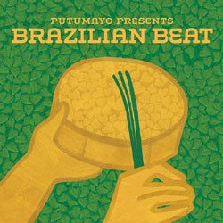 Putumayo Presents: Brazilian Beat CD - PUT 3152