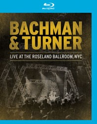 Bachman Turner Overdrive - Live At Roseland Ballroom, NYC Blu-Ray - ERBRD5157