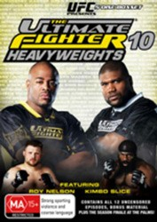 The Ultimate Fighter 11: Heavyweights DVD - UFCSDVD52