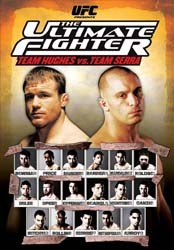 Ultimate Fighter DVD - UFCSDVD037