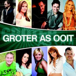 Groter As Ooit CD - LEOCD266