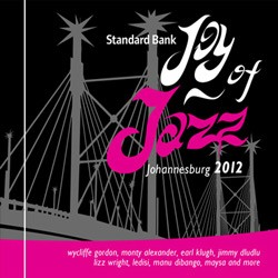 Standard Bank Joy Of Jazz CD - SSPCD 138