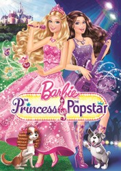 Barbie: Princess And The Popstar DVD - 65678 DVDU