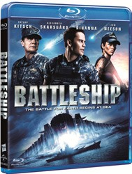 Battleship Blu-Ray - BDU 55024