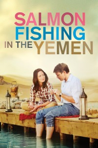 Salmon Fishing in the Yemen DVD - 03886 DVDI