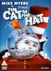 Dr. Seuss' The Cat In The Hat DVD - Y32189 DVDW