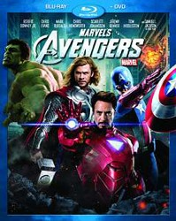 The Avengers Blu-Ray+DVD - 10220893