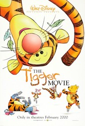 The Tigger Movie DVD - 10220949