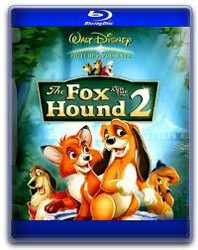 The Fox and the Hound 2 Blu-Ray - 10221009
