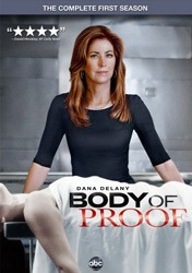 Body of Proof Season 1 DVD - 10221062