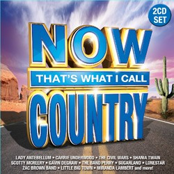 Now That's What I Call Country CD - CDNOWD 001