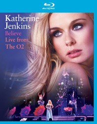 Katherine Jenkins - Believe: Live From the O2 Blu-Ray - BRERE005