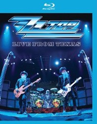 ZZ Top - Live From Texas Blu-Ray - BRERE007