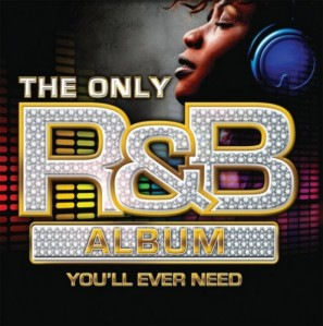 The Only R&B Album You'll Ever Need CD - DGCD 159