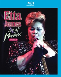 Etta James - Live at Montreux 1993 Blu-Ray - ERBRD5162