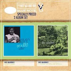 Ike Quebec - RVG 2 For 1: Heavey Soul & It Might As Well Be Spring CD - CDSTBND 1307