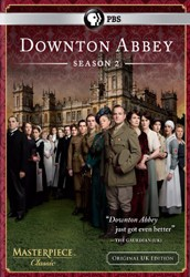 Downton Abbey: Series 2 DVD - 60439 DVDU