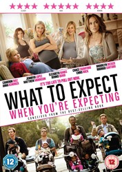 What to Expect When You're Expecting DVD - 03890 DVDI