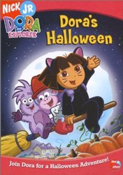 Dora The Explorer: Dora's Halloween DVD - EU114774 DVDP
