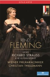 Renee Fleming , Wiener Philharmonic , Christian Thielemann - Renee Fleming In Concert DVD - OA1069D