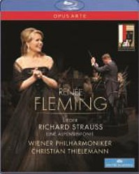 Renee Fleming , Wiener Philharmonic , Christian Thielemann - Renee Fleming In Concert Blu-Ray - OABD7101D