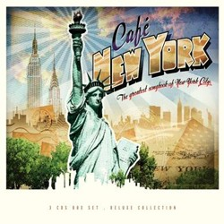 Cafe New York CD - MBB 7093