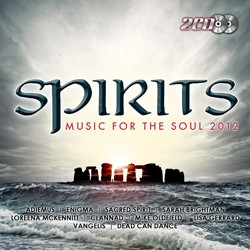 Spirits Music For The Soul 2012 CD - CDEMCJD 6663