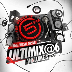 The Fresh Drive Ultimix@6 Volume 3 CD - CDJUST 584