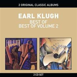 Earl Klugh - 2 Original Classic Albums: Best Of Volume 1 & Best Of Volume 2 CD - CDDBLD 045