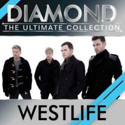 Westlife - Diamond - The Ultimate Collection CD - CDSM548