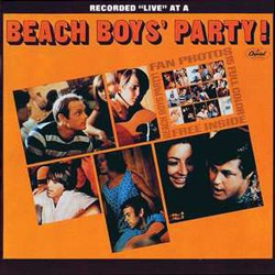 The Beach Boys - Party! Remastered CD - 50999 4044252