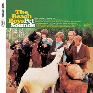 The Beach Boys - Pet Sounds Remastered CD - 50999 4044262
