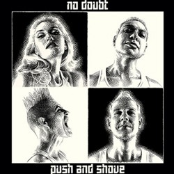 No Doubt - Push And Shove CD - 06025 3712422
