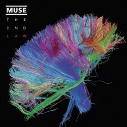 Muse - The 2nd Law CD - WBCD 2297