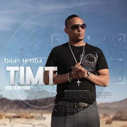 Brian Temba - T.I.M.T. (This Is My Time) CD - AJ8ONECD002