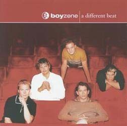 Boyzone - A Different Beat CD - 07314 5337422