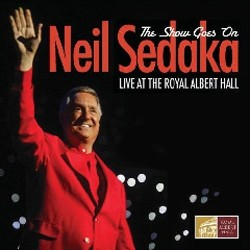 Neil Sedaka - The Show Goes On - Live At The Royal Albert Hall CD - EAGCD480