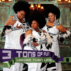 3 Tons Of Fun - Larger Than Life CD - CTS5064